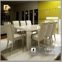 میز و صندلی -لوازم رستوران