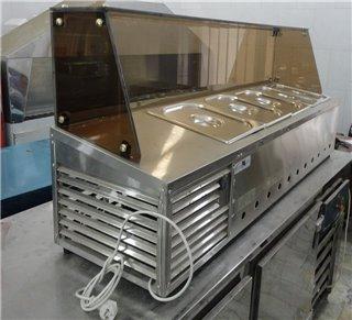 تجهیزات رستوران-تاپینگ رومیزی