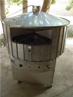فر گردان پیتزا-لوازم آشپزخانه صنعتی