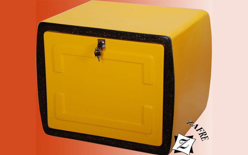 جعبه پیک موتوری - تجهیزات رستوران