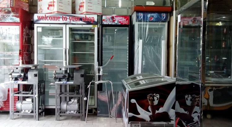 خرید وسایل رستوران دست دوم در اصفهان