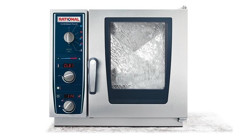 فر پخت ترکیبی رشنال