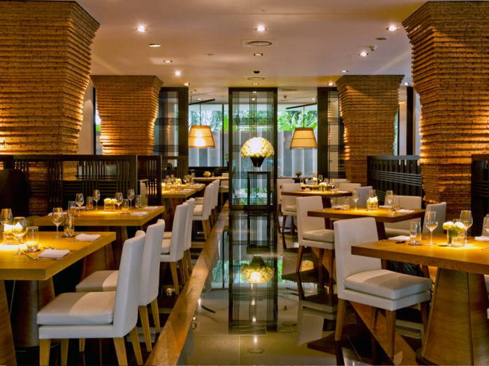 اهمیت طراحی دکوراسیون رستوران