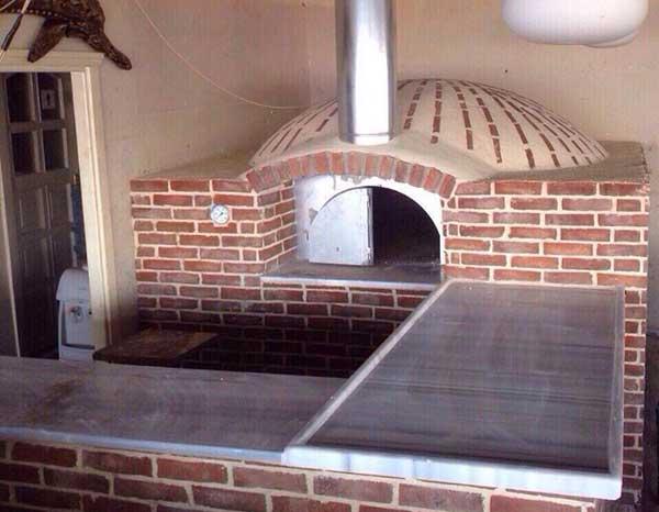 فر پیتزا تنوری