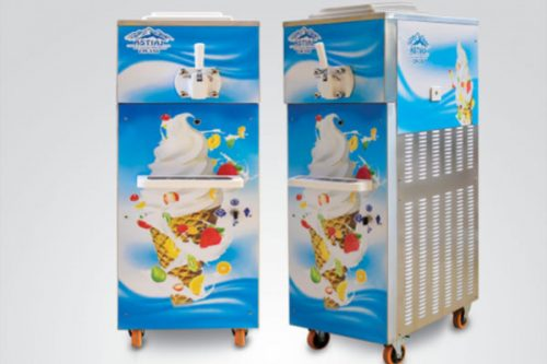 بهترین دستگاه بستنی ساز قیفی