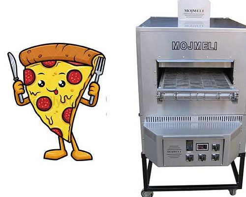 تولیدکننده فر پیتزا ریلی