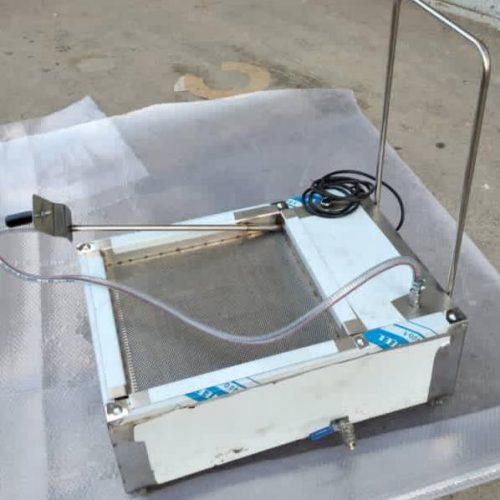 دستگاه تصفیه روغن فست فود