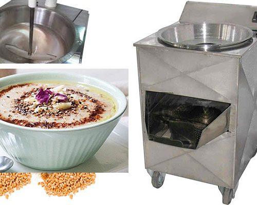 دستگاه حلیم پز صنعتی