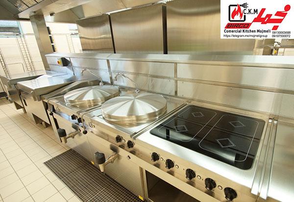 ضوابط طراحی آشپزخانه بیمارستان